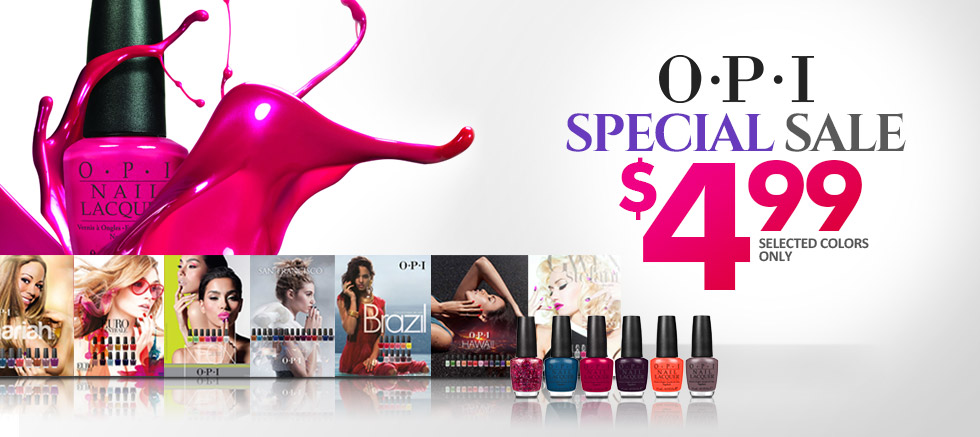 OPI Special Sale $4.99